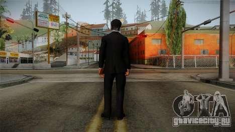 Dead Rising 3 - Nick in a Tuxedo для GTA San Andreas третий скриншот
