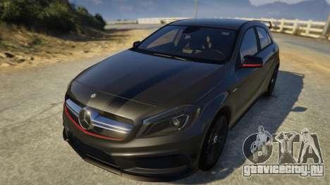 Mercedes-Benz A45 AMG Edition для GTA 5