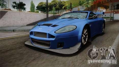 Aston Martin Racing DBRS9 GT3 2006 v1.0.6 для GTA San Andreas вид справа