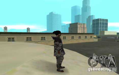 The Ballas 4 для GTA San Andreas второй скриншот