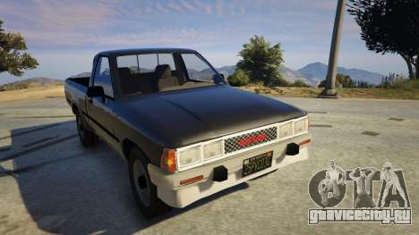 Nissan Datsun 1985 для GTA 5