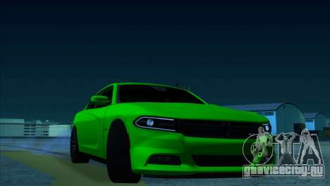 2016 Dodge Charger RТ Forza Horizon 2 для GTA San Andreas