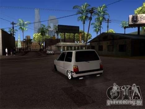 OKA - Dodge 2016 для GTA San Andreas вид сзади слева