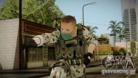 Resident Evil ORC Spec Ops v7 для GTA San Andreas
