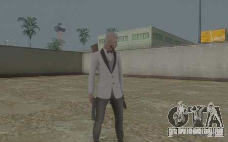 ENB For Medium PC By Foty v.1 для GTA San Andreas третий скриншот