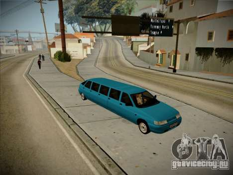 ВАЗ 2112 Одиннадцатидверная для GTA San Andreas