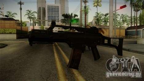 HK G36C v3 для GTA San Andreas второй скриншот