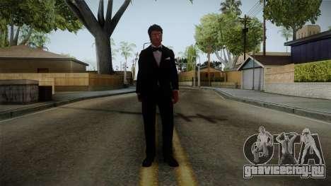Dead Rising 3 - Nick in a Tuxedo для GTA San Andreas второй скриншот