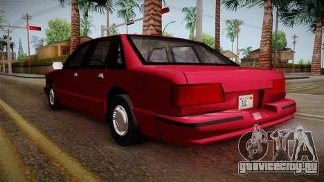 HD Premier для GTA San Andreas