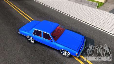 Chevrolet Caprice 1987 Tuning для GTA San Andreas