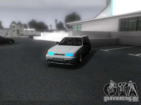 VAZ 2111 Audio для GTA San Andreas