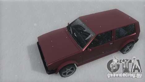 Club Winter IVF для GTA San Andreas