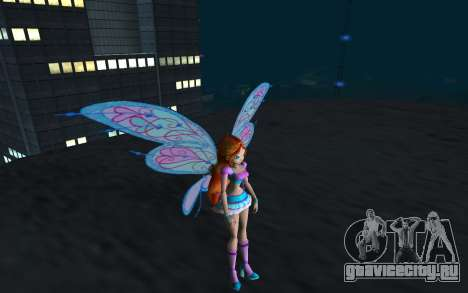 Bloom Believix from Winx Club Rockstars для GTA San Andreas