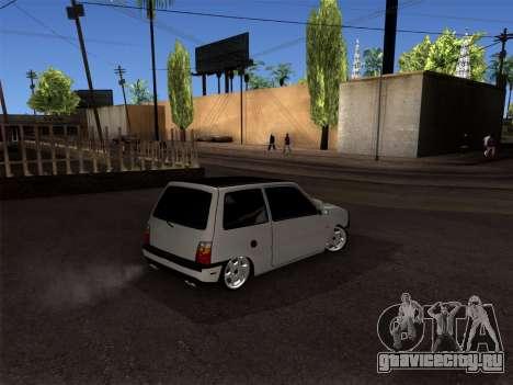 OKA - Dodge 2016 для GTA San Andreas вид справа