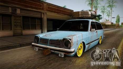 Chevrolet Marajo для GTA San Andreas