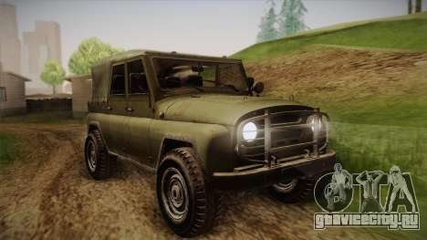 УАЗ-3151 CoD4 MW Remastered для GTA San Andreas