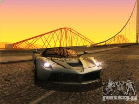 LaFerrari 2017 для GTA San Andreas