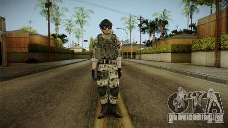 Resident Evil ORC Spec Ops v6 для GTA San Andreas второй скриншот
