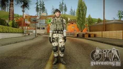 Resident Evil ORC Spec Ops v5 для GTA San Andreas второй скриншот