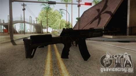 Call of Duty Ghosts - AK-12 для GTA San Andreas второй скриншот