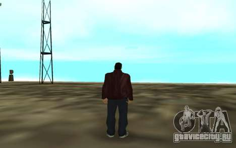 The Mafia для GTA San Andreas третий скриншот