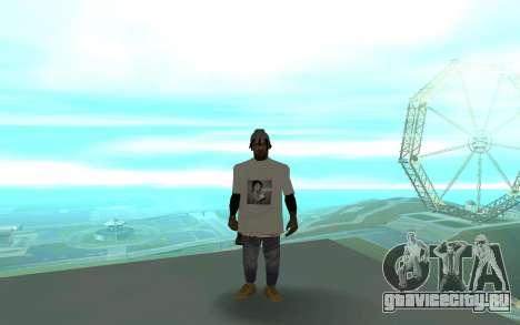 Grove Street Gang Member 2 для GTA San Andreas