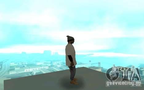 Grove Street Gang Member 2 для GTA San Andreas второй скриншот