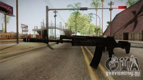 Call of Duty Ghosts - AK-12 для GTA San Andreas