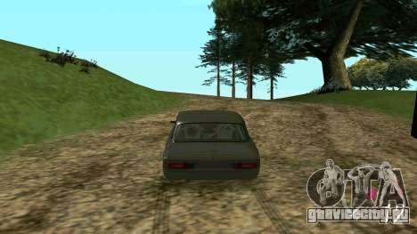 Forza Horizon 3 Speedometer для GTA San Andreas третий скриншот