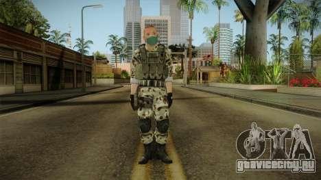 Resident Evil ORC Spec Ops v7 для GTA San Andreas второй скриншот