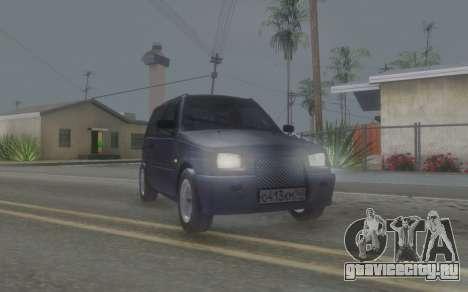 ENB For Medium PC By Foty v.1 для GTA San Andreas