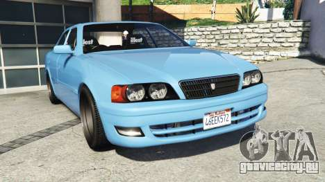 Toyota Chaser (JZX100) v1.1 [add-on] для GTA 5