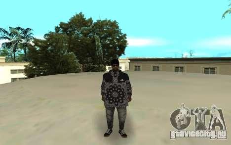 The Ballas 4 для GTA San Andreas