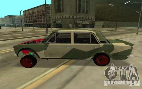 ВАЗ 2103 БОЕВАЯ КЛАССИКА для GTA San Andreas