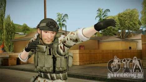 Resident Evil ORC Spec Ops v5 для GTA San Andreas
