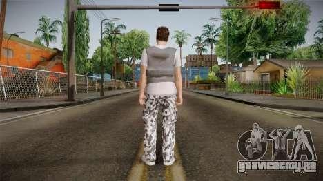 Skin Random Male 5 GTA Online для GTA San Andreas третий скриншот