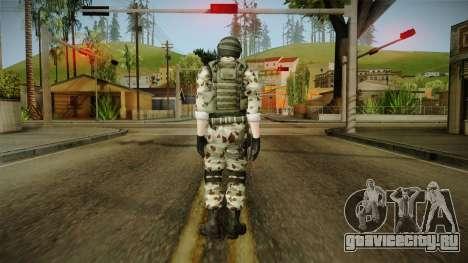 Resident Evil ORC Spec Ops v6 для GTA San Andreas третий скриншот