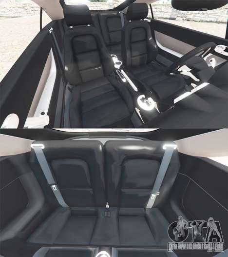 Audi TT (8N) 2004 v1.1 [add-on] для GTA 5 вид спереди справа