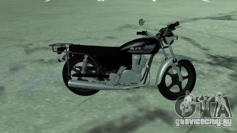 Мопед Альфа v.0.1 для GTA San Andreas вид слева