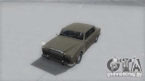 Stafford Winter IVF для GTA San Andreas