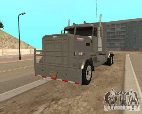 Dude Road Train для GTA San Andreas