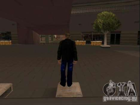 John Watson для GTA San Andreas второй скриншот