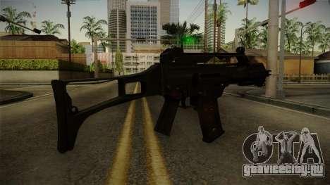 HK G36C v3 для GTA San Andreas