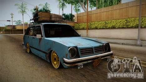Chevrolet Marajo для GTA San Andreas вид справа