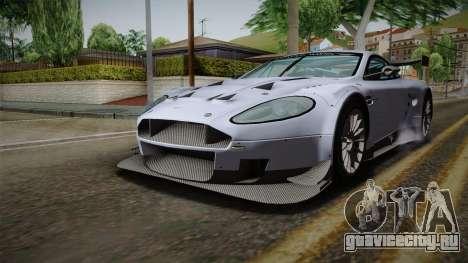Aston Martin Racing DBR9 2005 v2.0.1 для GTA San Andreas