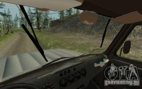 УАЗ 469 (Paul Black prod.) для GTA 4 вид сзади слева