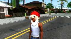Gnome Mask From The Sims 3 для GTA San Andreas