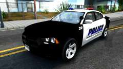 Dodge Charger Rittman Ohio Police 2013 для GTA San Andreas