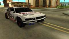 BMW 7 Series E38 для GTA San Andreas