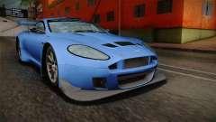 Aston Martin Racing DBRS9 GT3 2006 v1.0.6 для GTA San Andreas